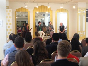 Shared Space Panel