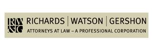 Richard Watson & Gershon