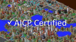 AICP-Certified