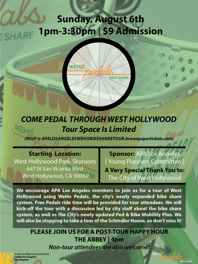 APA Los Angeles-WEHO Bike Share Flyer [Final]