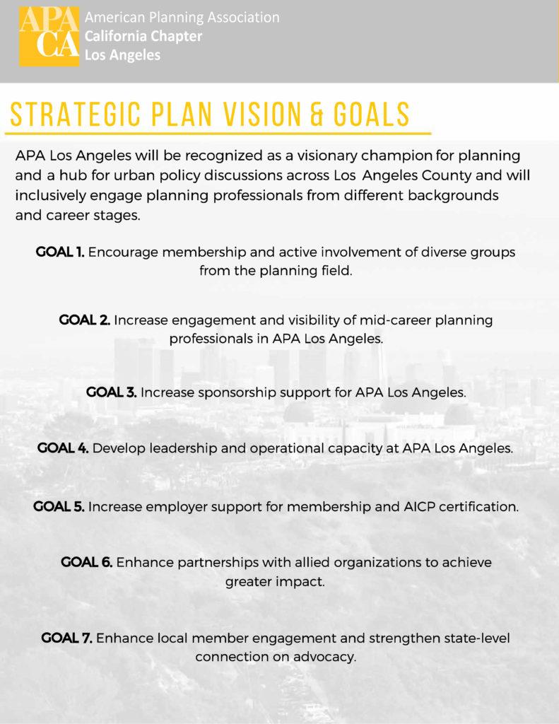 APA Strategic Plan-onepg