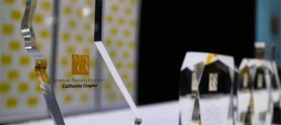 APA California planning awards