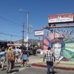 Murals on Van Nuys Blvd.