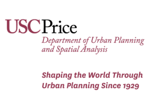 USC Price Shapding the World Logo
